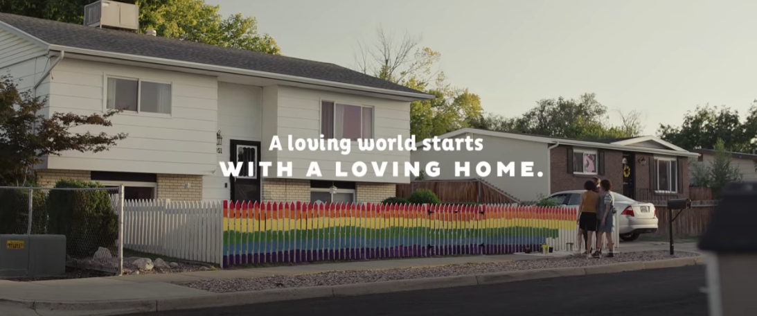 Inclusive marketing: 8 brilliant examples of family and home life inclusivity