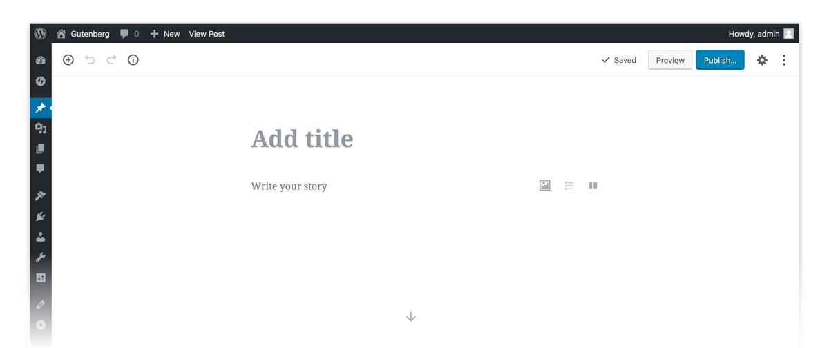 Meet Gutenberg! The New Editor From WordPress