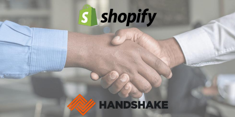 Shopify Acquires Handshake — an E-Commerce Platform for B2B Wholesale