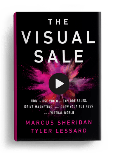 The Visual Sale Cover