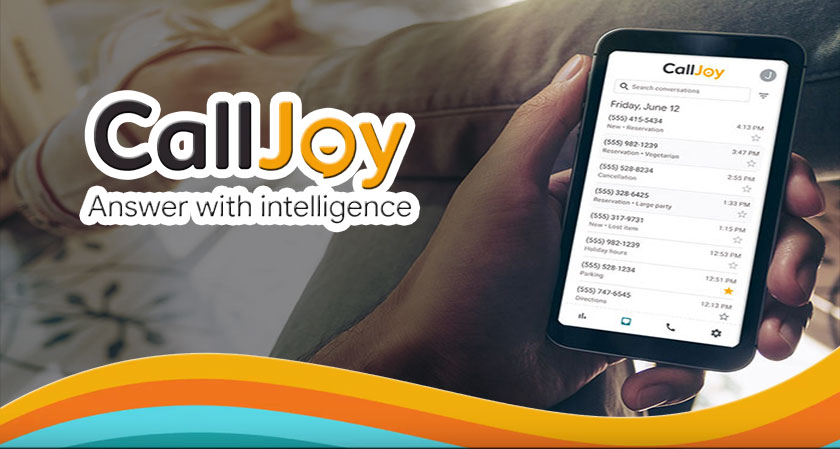 CallJoy Aims to Crush Spammers, Engage Customers, & More with New Virtual Assistant
