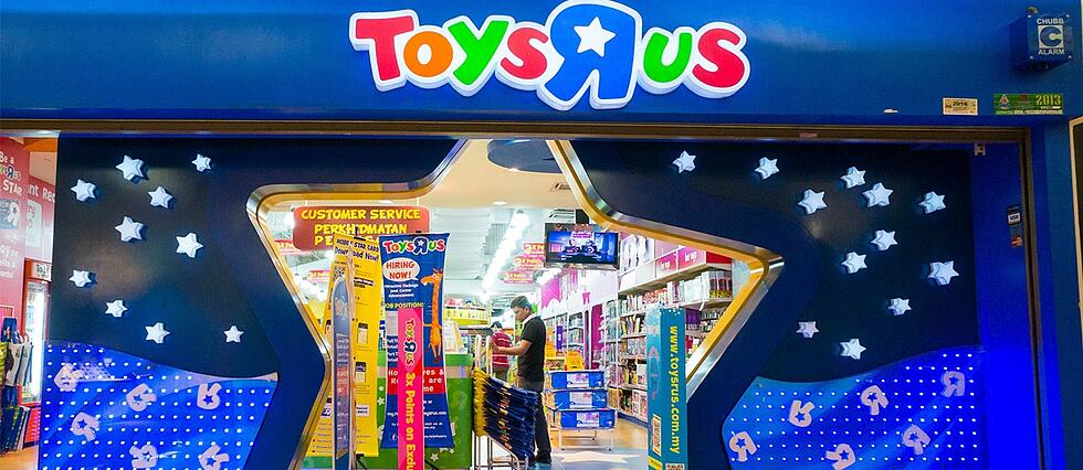 """Toys """"R"""" Us Auction Canceled: A Lesson in The Power of Branding"""