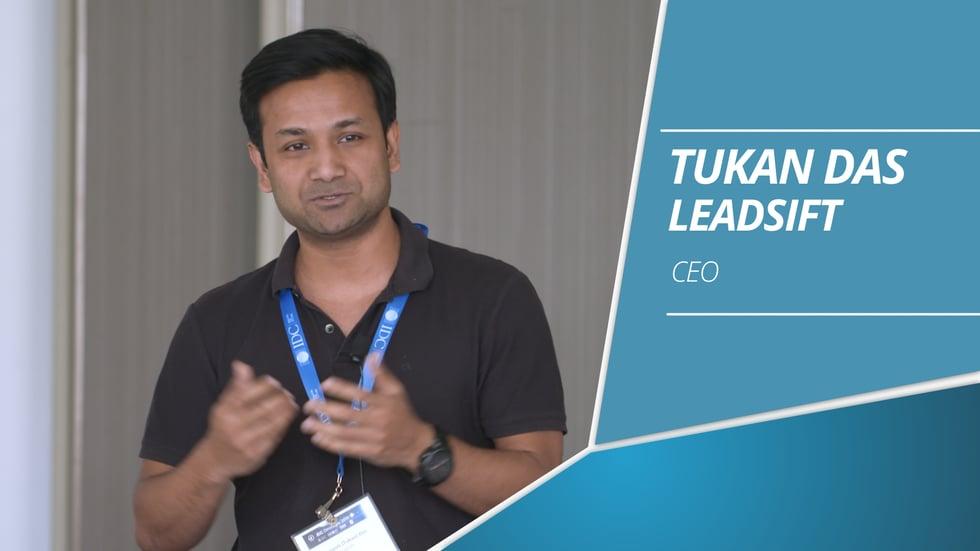 """Using Buyer Intent Data to 6X Your Sales Pipeline Ft. Tukan Das of LeadSift"" (Inbound Success Ep. 101)"
