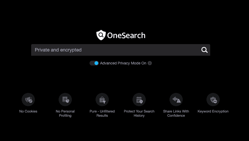 Verizon enters the search engine market with privacy-focused OneSearch