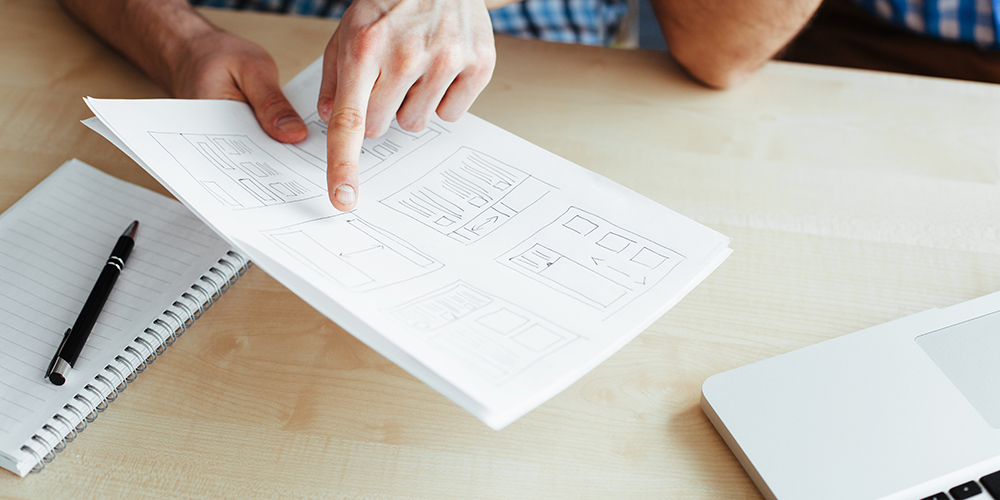 What should a website redesign process look like?