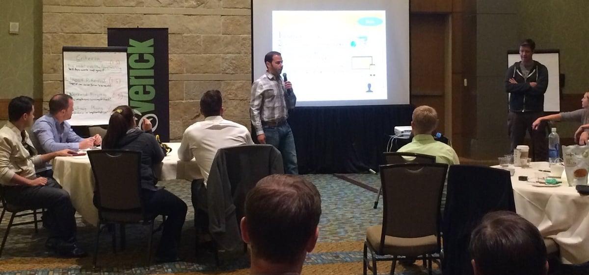 LinkedIn advertising strategies Ft. Anthony Blatner of Modern Media (Inbound Success, Ep. 144)