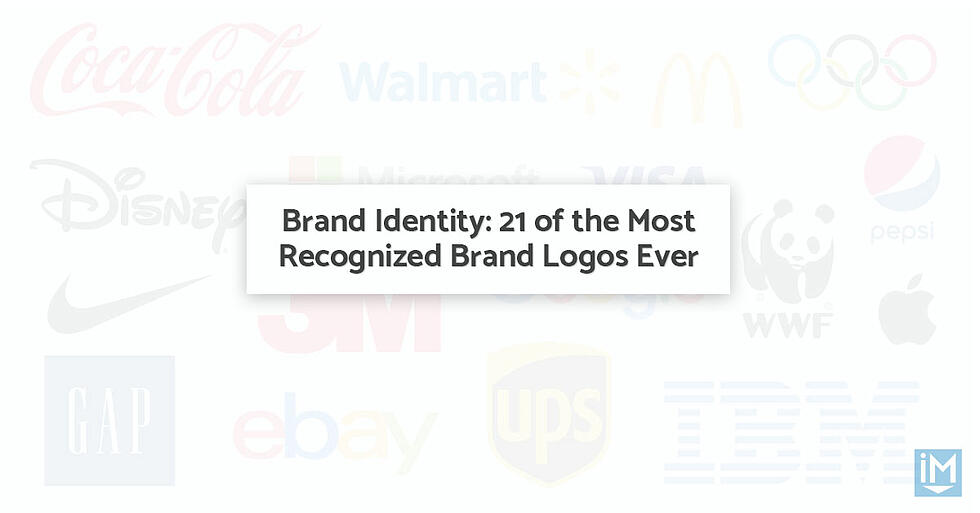 The World's 21 Most Recognized Brand Logos Of All Time