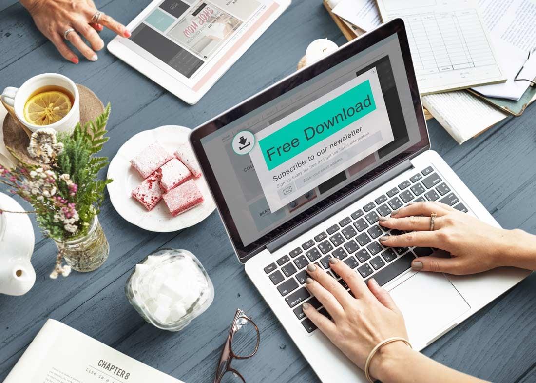 11 best examples of lead generation website designs