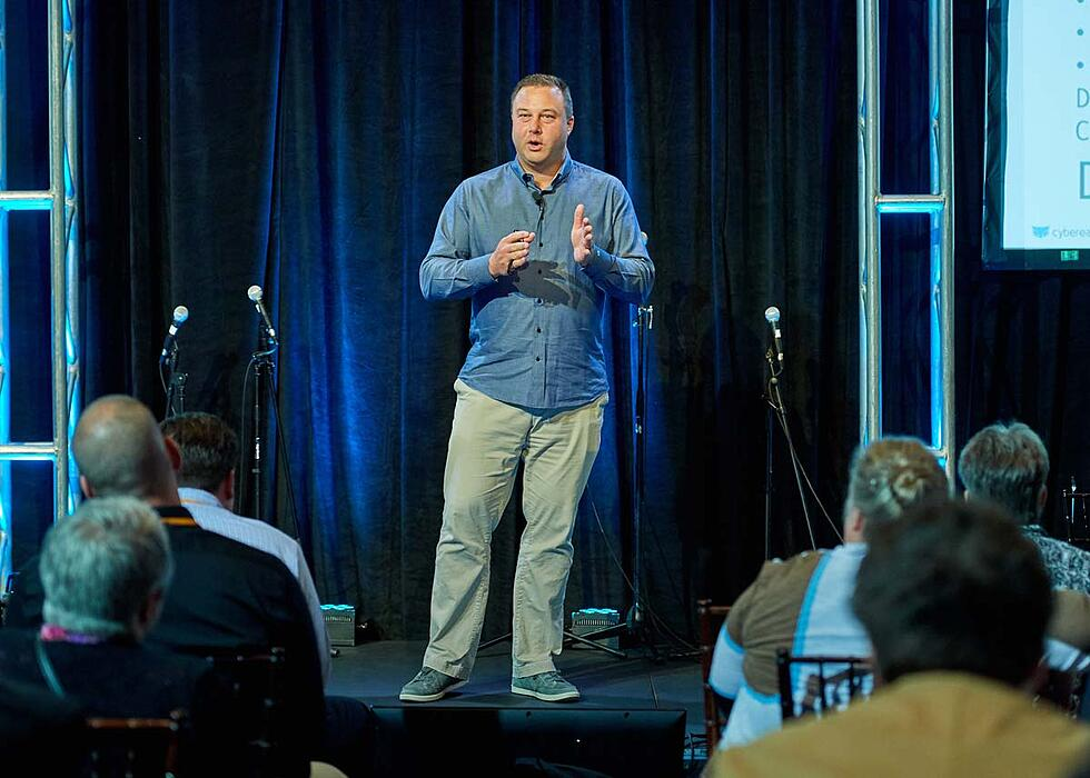 How Mike Volpe is Making Old School ABM New Again