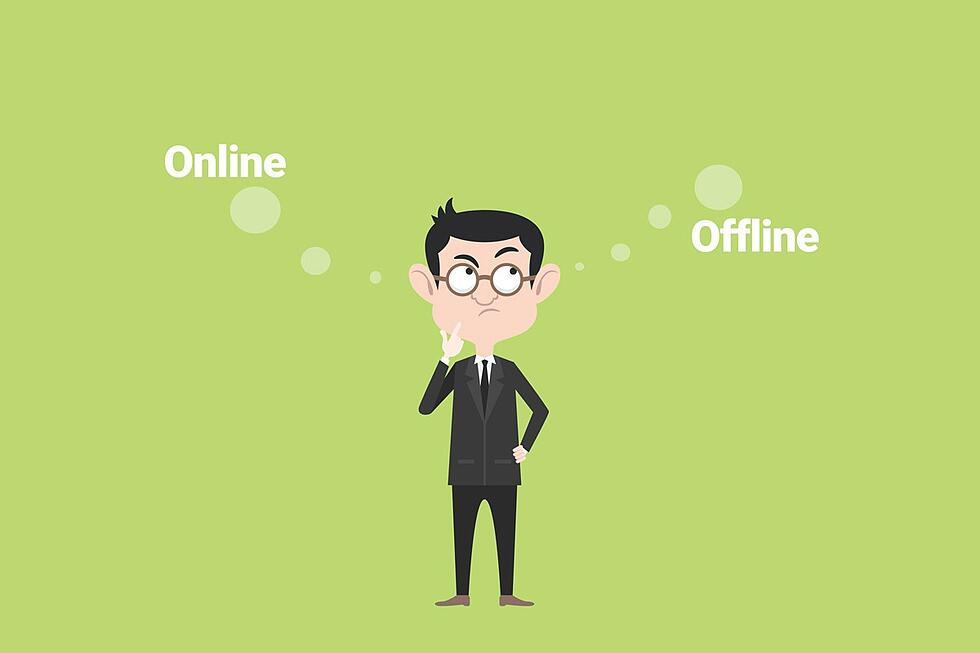 How Offline & Online Marketing Can Work Together -- And Thrive [Infographic]