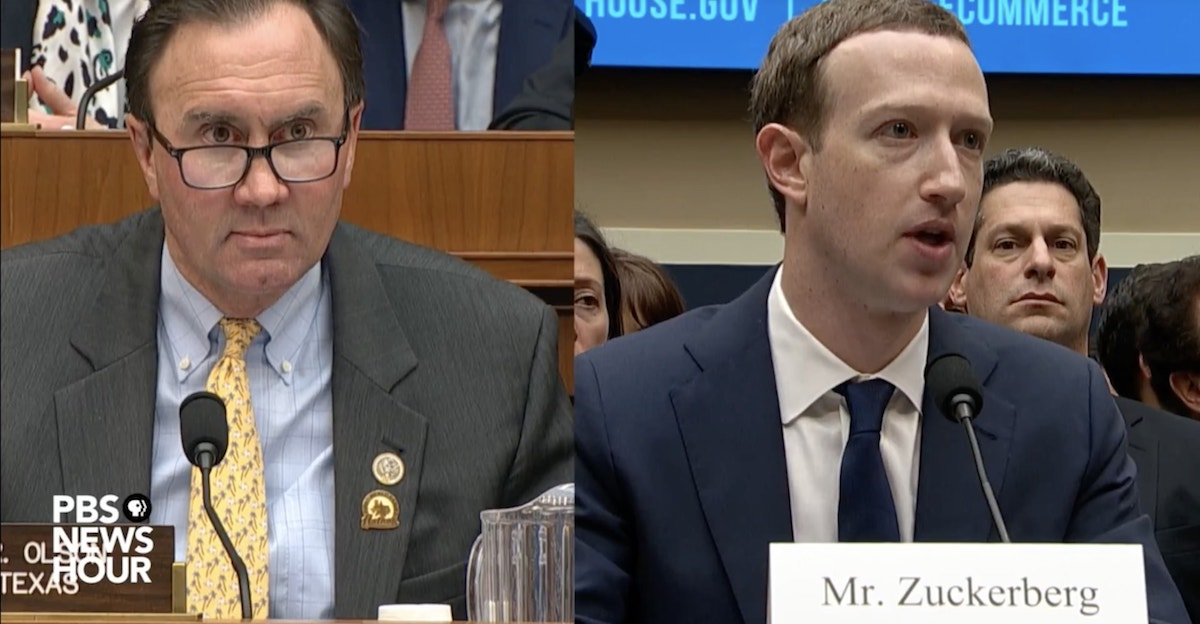 4 Key Takeaways from Day 2 of Mark Zuckerberg's Congressional Hearing
