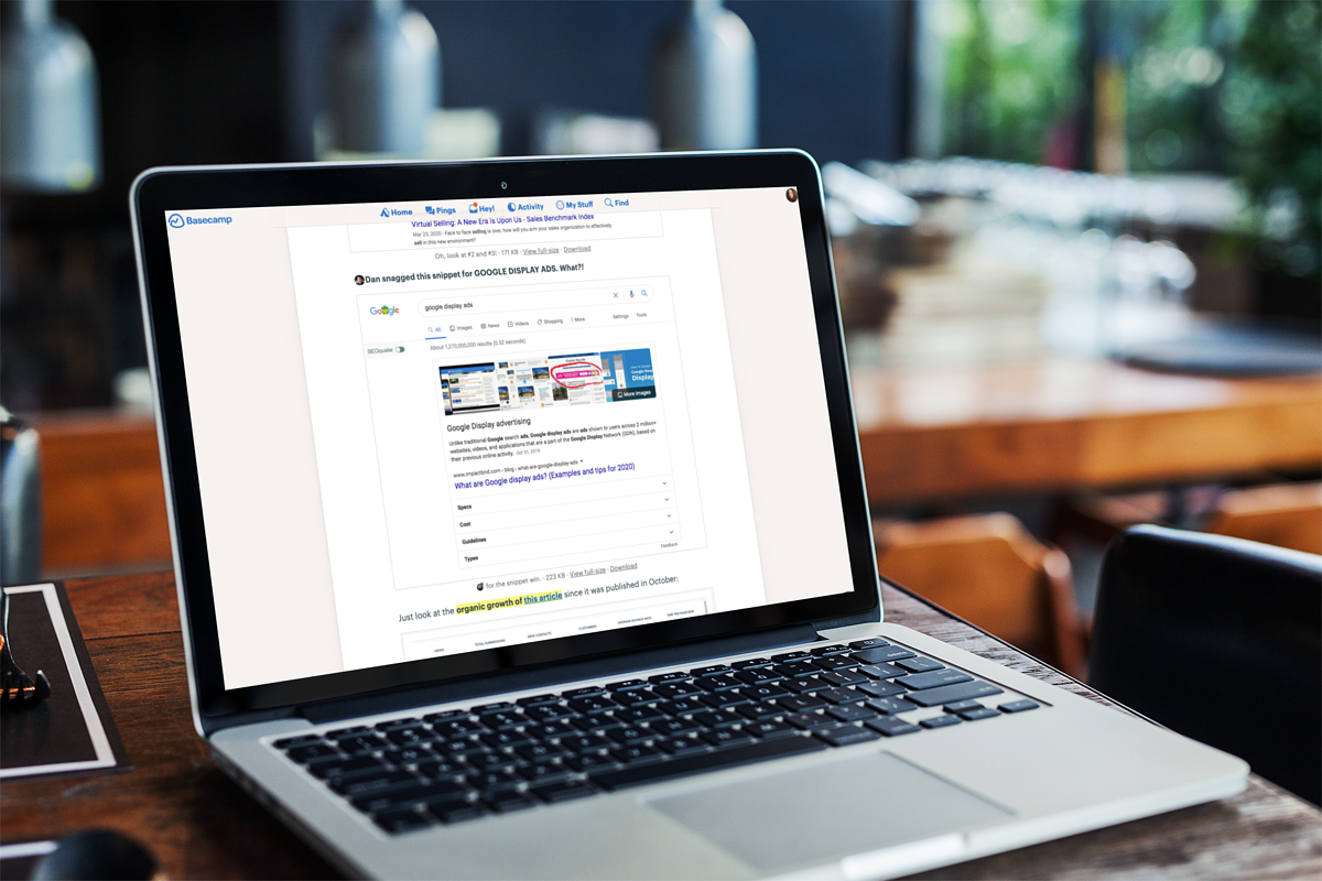 How to create a powerful monthly content marketing ROI newsletter