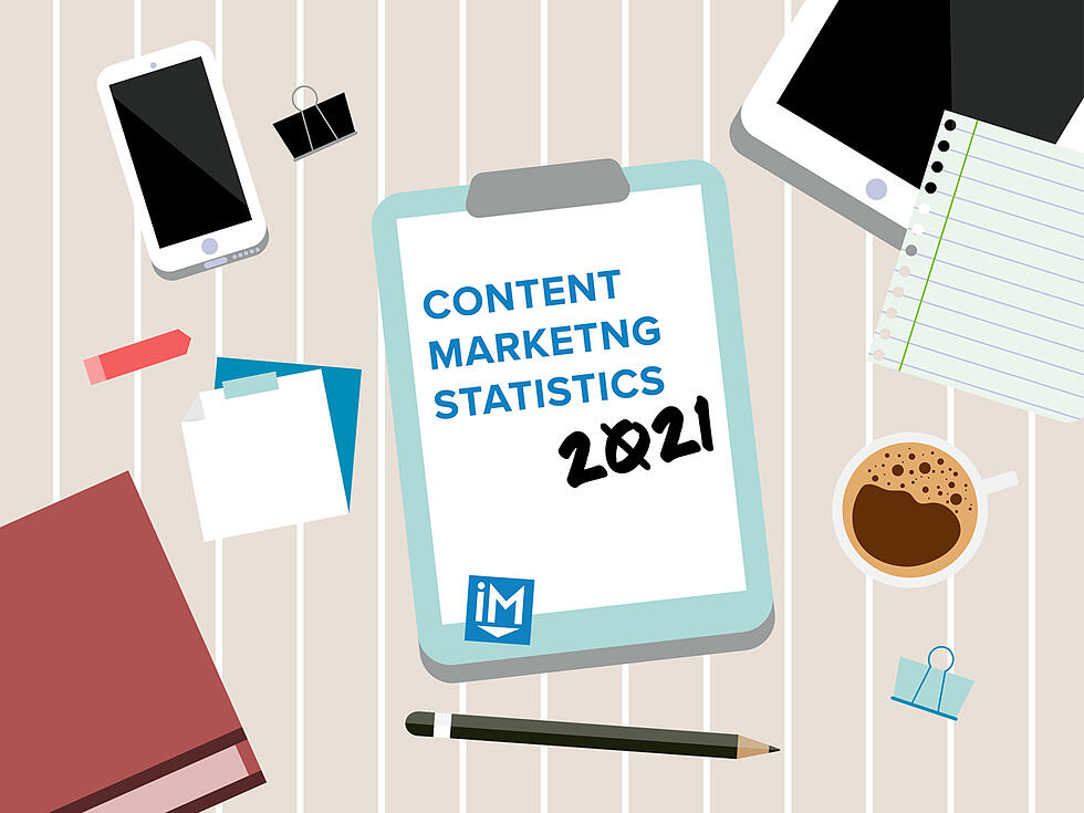 58 content marketing statistics to supercharge your strategy for the end of 2021