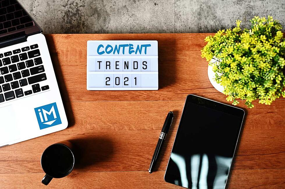 6 can't-miss content marketing trends (updated for 2021)