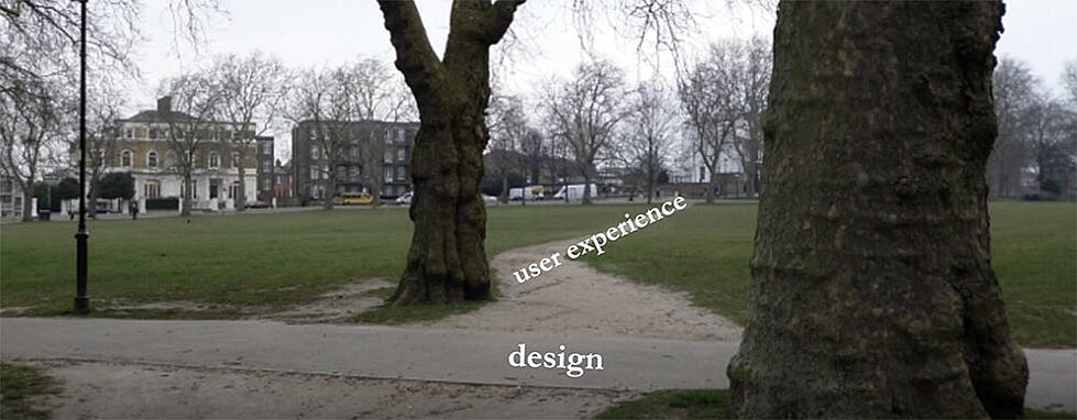 What Desire Paths Can Teach Us About User Experience [+ TED Talk Video]