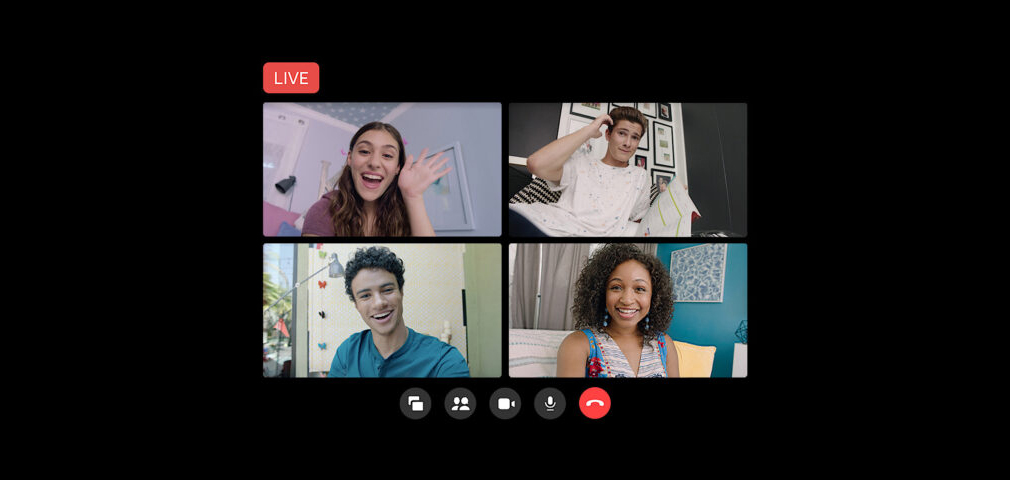 Facebook users can soon broadcast their Messenger Rooms via Facebook Live