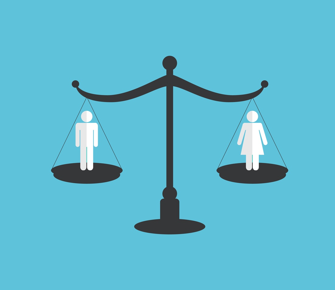 Gender equality in the workplace starts with company culture [Infographic]