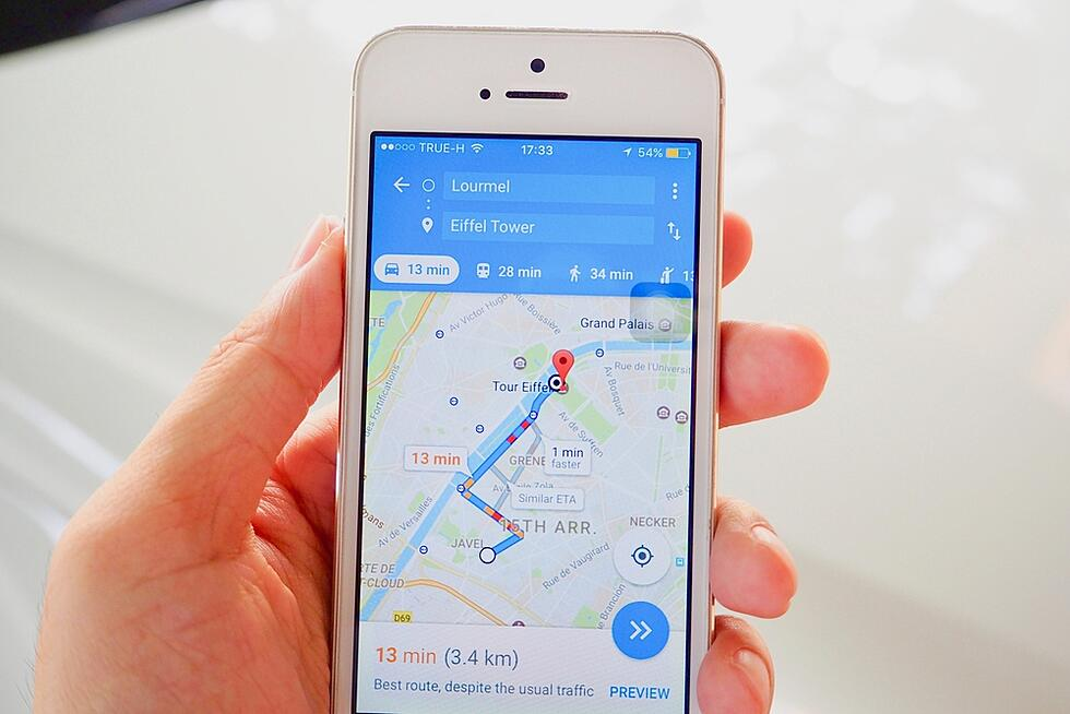 Google to roll out new privacy options for Maps