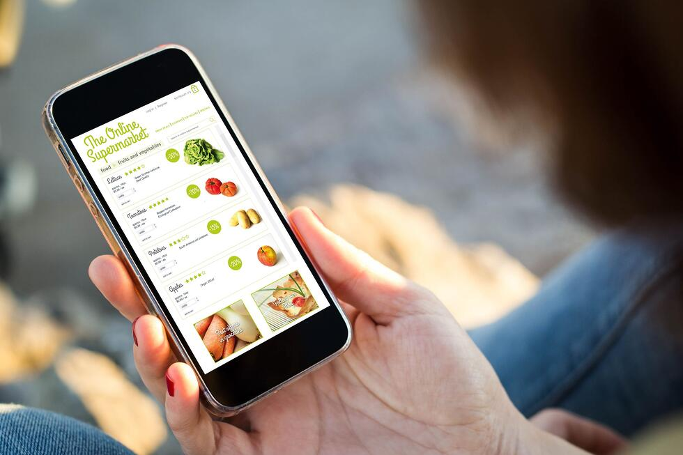 Staggering growth for grocery delivery apps amid coronavirus (COVID-19) pandemic
