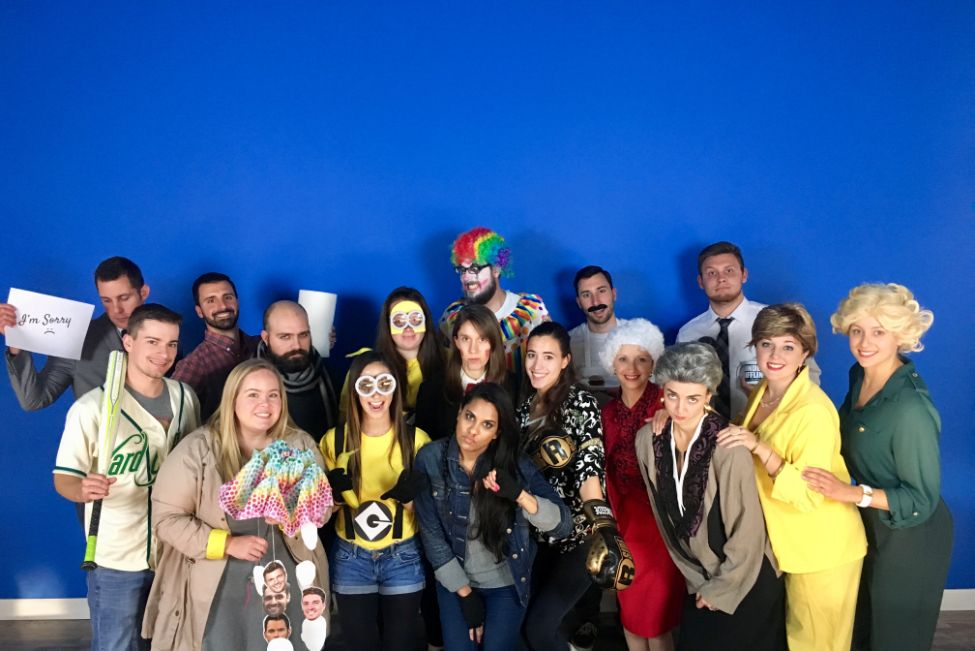 49 Office-friendly Halloween Costumes for Marketers and Tech Fans