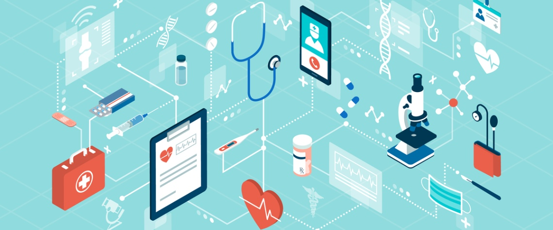 Healthcare industry marketing strategy: Building trust, gaining customers (+ examples)