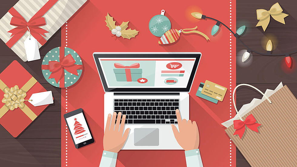 'Tis the season: A look at consumer spending habits this holiday season [Infographic]