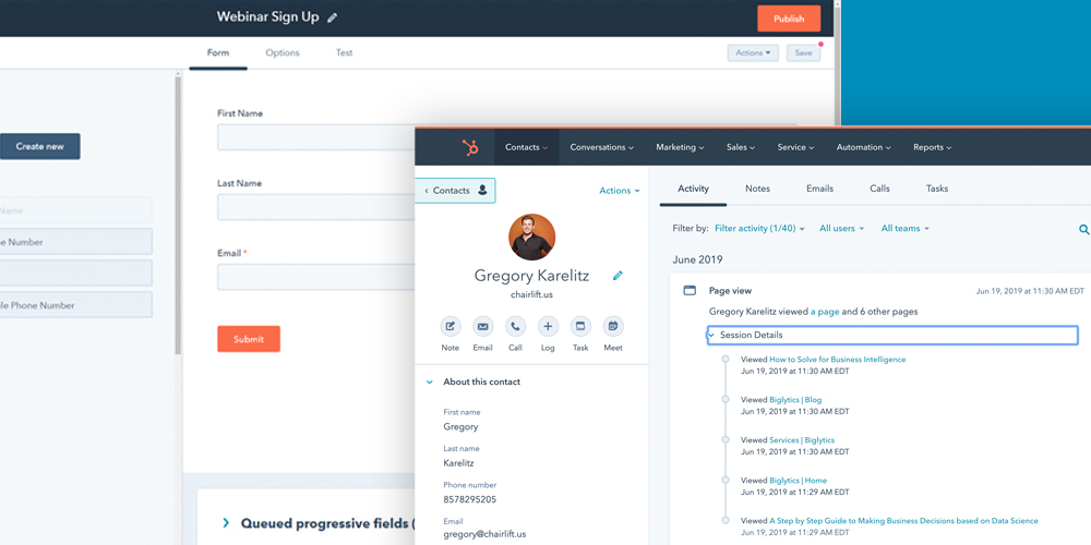 HubSpot Announcement: Refreshed WordPress Plugin and a WP Engine Partnership