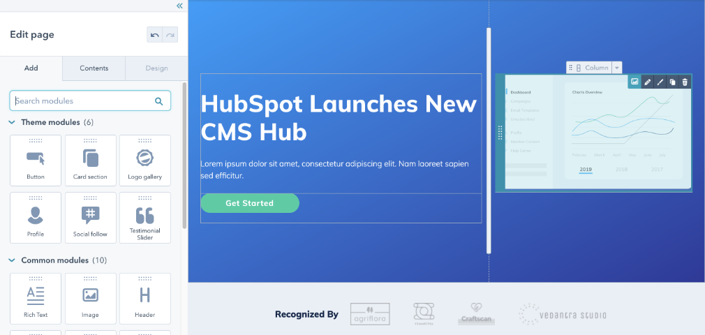 HubSpot launches new feature-packed CMS Hub for business websites