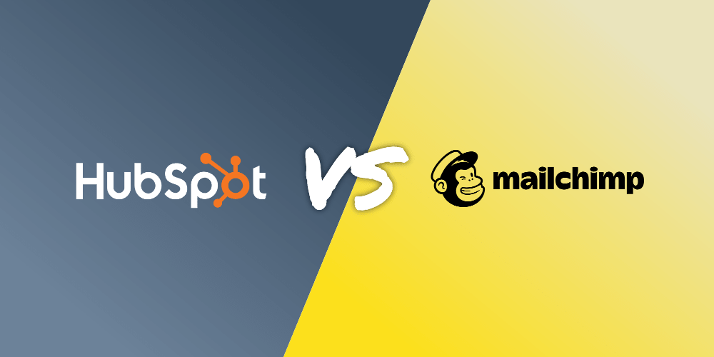 HubSpot Email Marketing vs Mailchimp: Which Is Better?