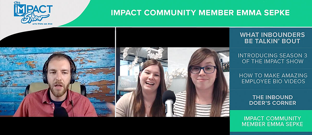 Creating an Experience Your Audience Loves (The IMPACT Show Ep. 74)