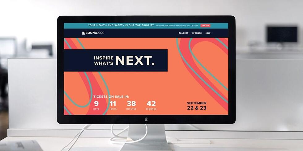 HubSpot announces annual INBOUND event is going virtual in 2020