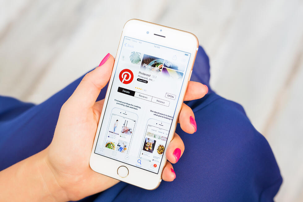 Pinterest edges Snapchat to become third-largest social media app in US