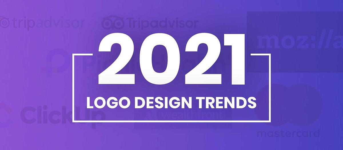 6 logo design trends you can't ignore in 2021 (and 3 you should)