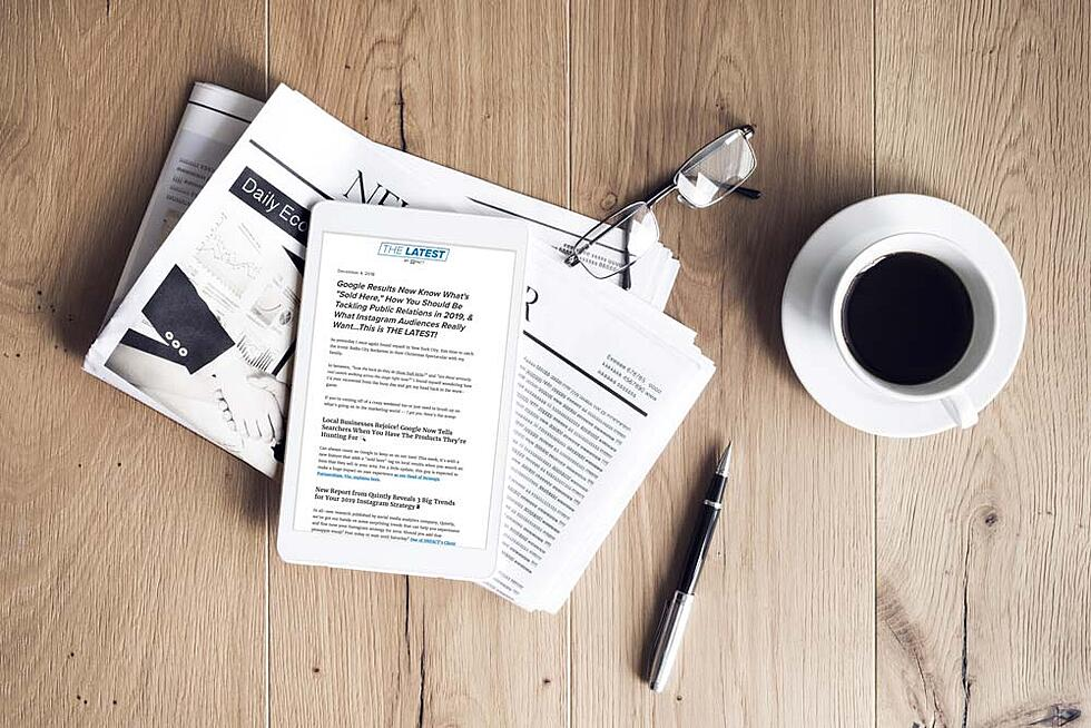 Newsjacking: Using the Life of a News Story to Boost Your Brand