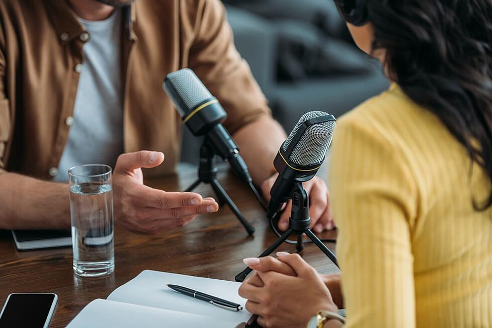 Podcasts during COVID-19: trends, winners, and losers
