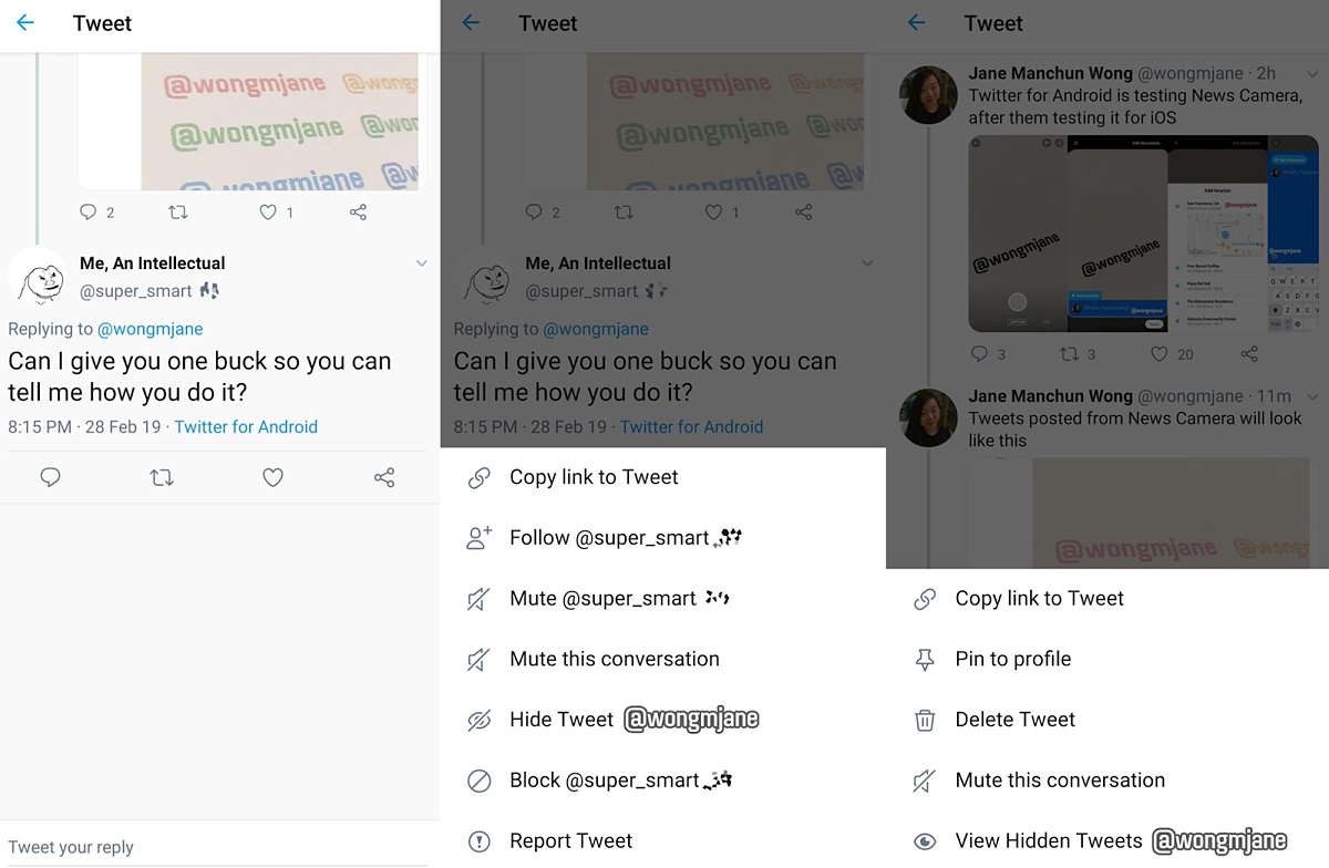 Twitter's Hide Reply Feature Adds More Control Over the Conversations On Your Posts