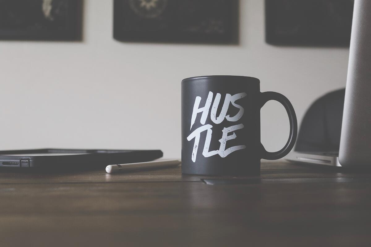 """""""What is 'Hustle Culture' and How Do We Break It?"""" [Creator's Block, Ep. 102]"""