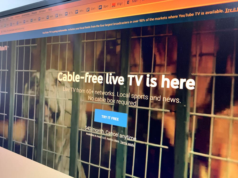 YouTube TV is Going Nationwide & TV Advertising Will Never Be The Same