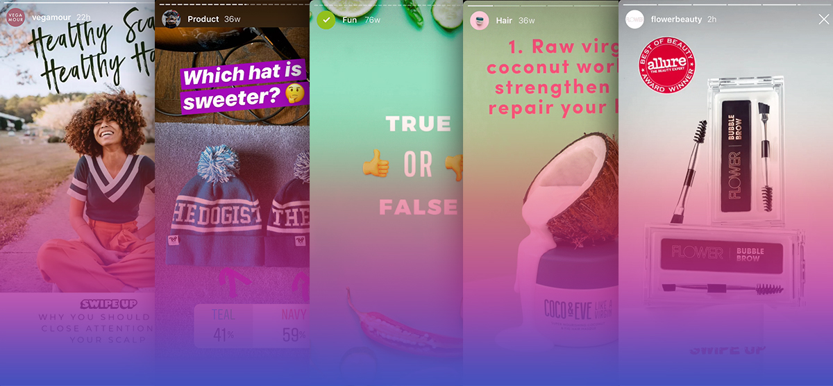 6 Tips for Designing More Captivating Instagram Stories