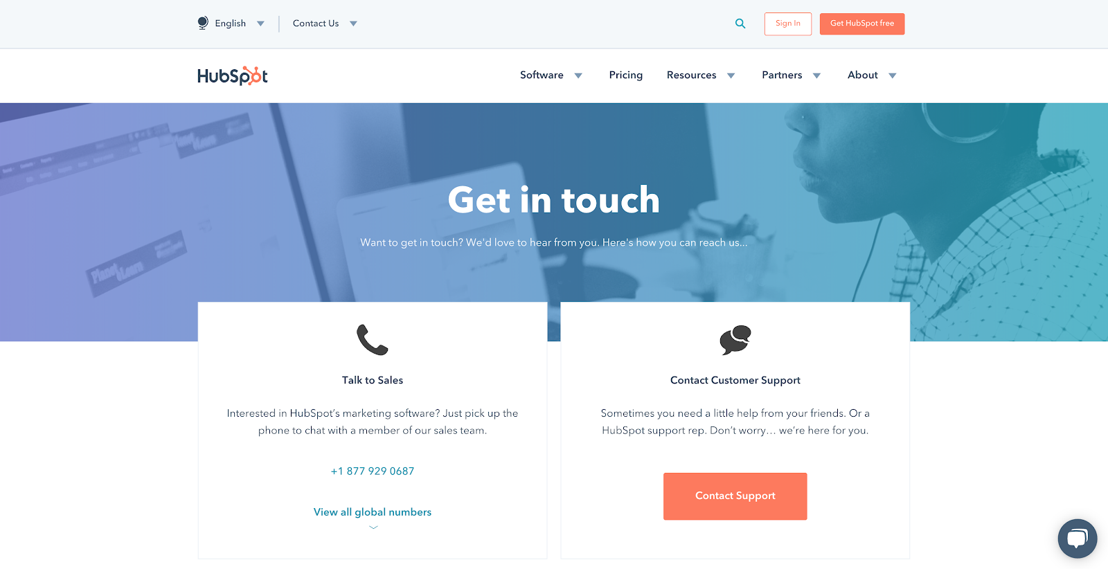 29 best contact us page examples to inspire yours [Updated for 2021]