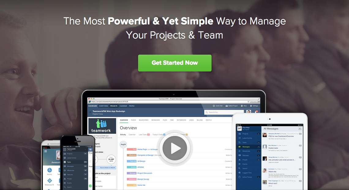 Basecamp vs Teamwork: A Project Management Review - Interview Max Traylor