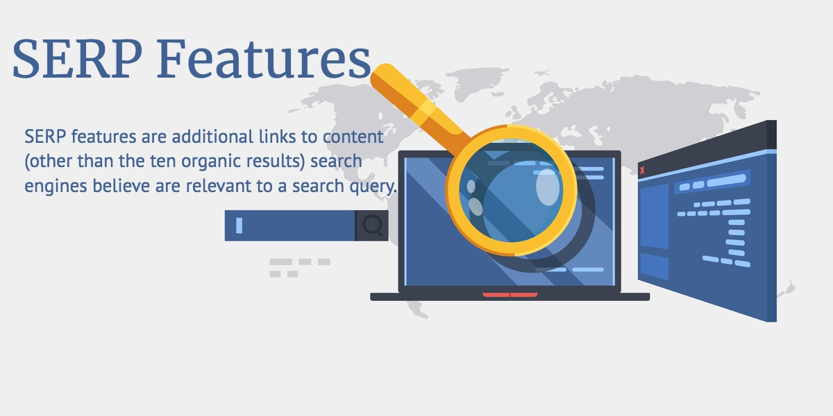 Definition of SERP Features (In Under 100 Words)