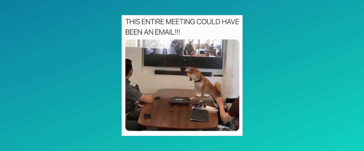 The only meeting agenda template you'll ever need (+ meeting tips)