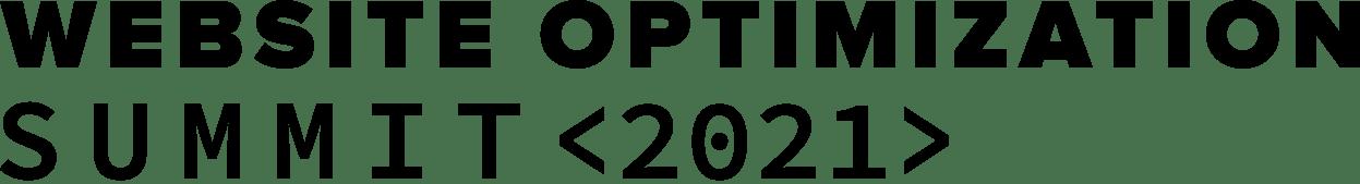 Website Optimization Summit