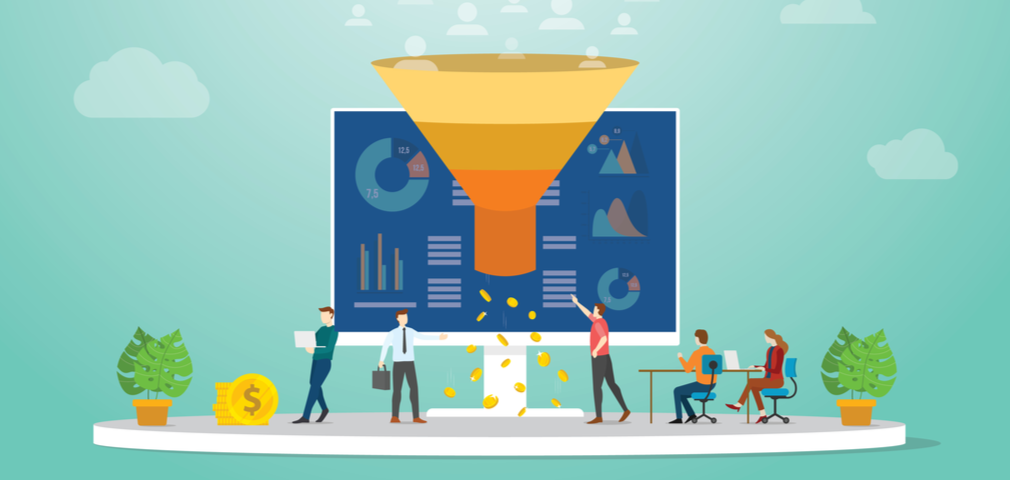What is the inbound marketing funnel? (+ examples)