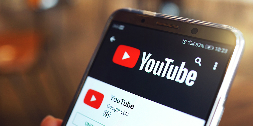 YouTube Testing Profile Cards Showing User Comment History