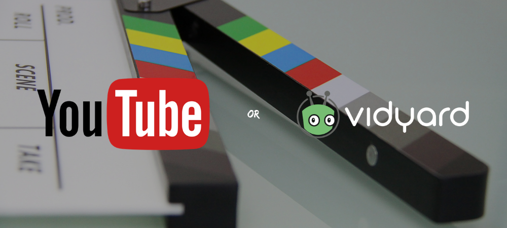 Vidyard vs. YouTube: Which One Is Right for Your Business? [Video]