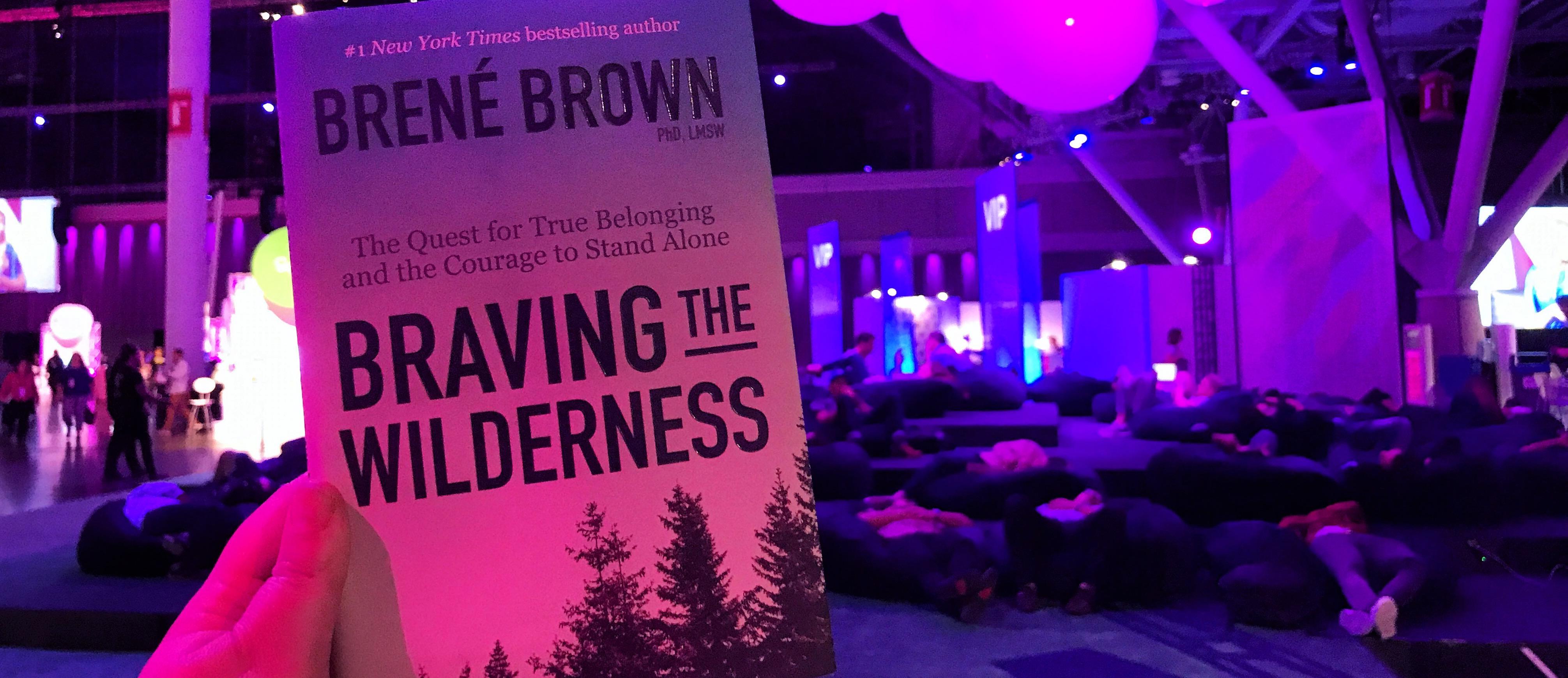 """CB Book Club: Braving the Wilderness by Brené Brown"" (Creator's Block, Ep. 54)"