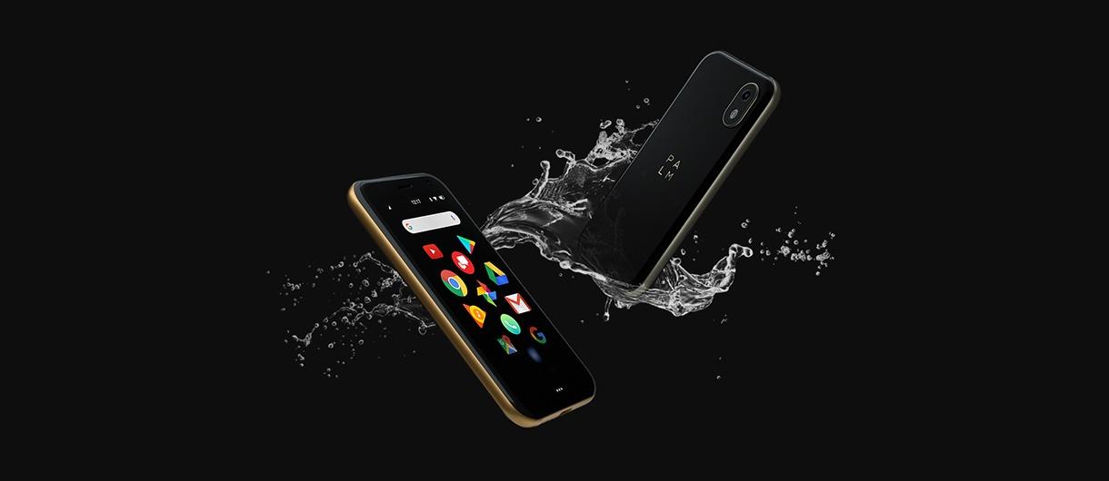 "Palm Returns Reinvented - Pioneers ""Ultra-Mobile"" Smartphones"