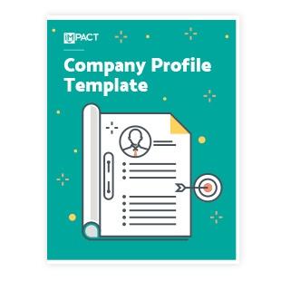 Inbound Marketing Ebook - Company Profile Template